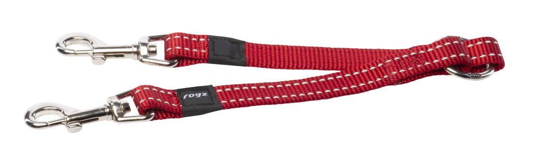 Rogz Beltz Utility Splitter red