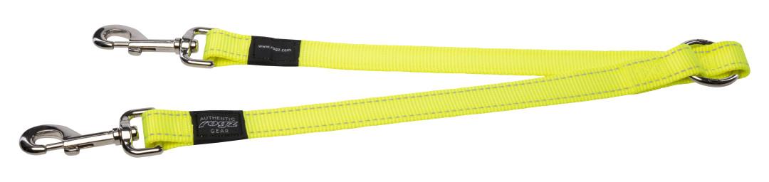 Rogz Beltz Utility Splitter yellow