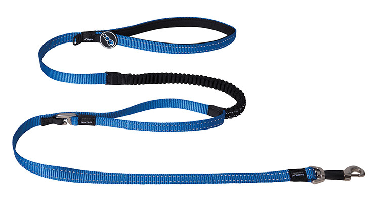 Rogz Beltz Utility hondenlijn Control Lead blue
