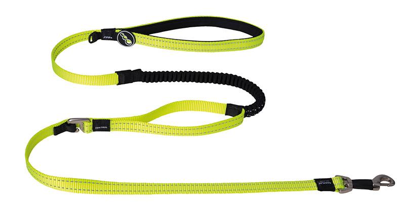 Rogz Beltz Utility hondenlijn Control Lead yellow