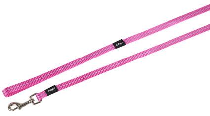 Rogz Beltz Utility hondenlijn pink