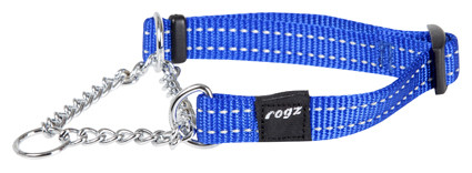 Rogz Beltz Utility sliphalsband blue