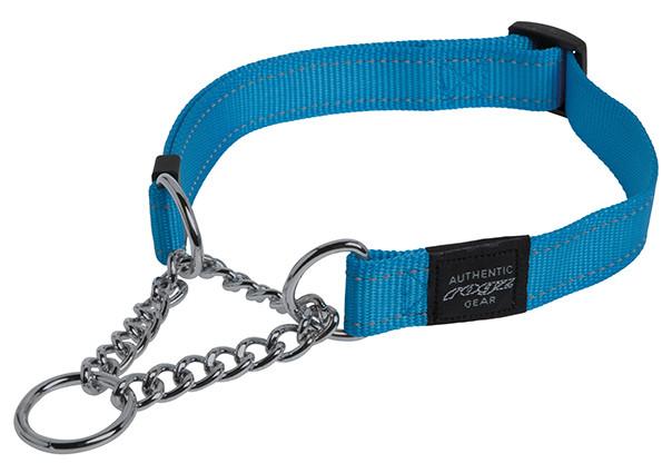 Rogz Beltz Utility sliphalsband turquoise