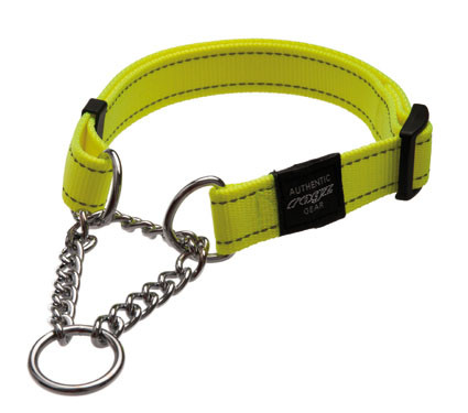 Rogz Beltz Utility sliphalsband yellow