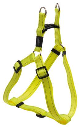 Rogz Beltz Utility hondentuig Step-in yellow