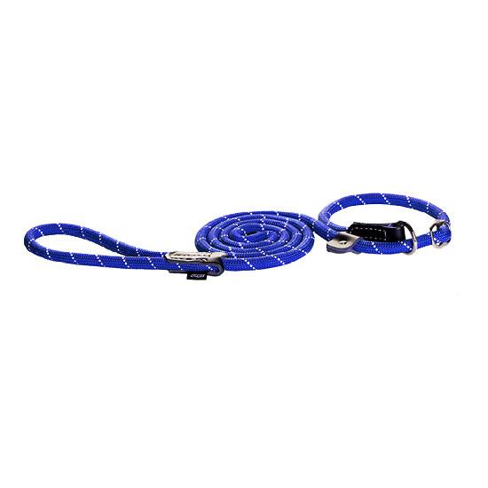 Rogz Beltz Utility hondenlijn Moxon Lead M blue
