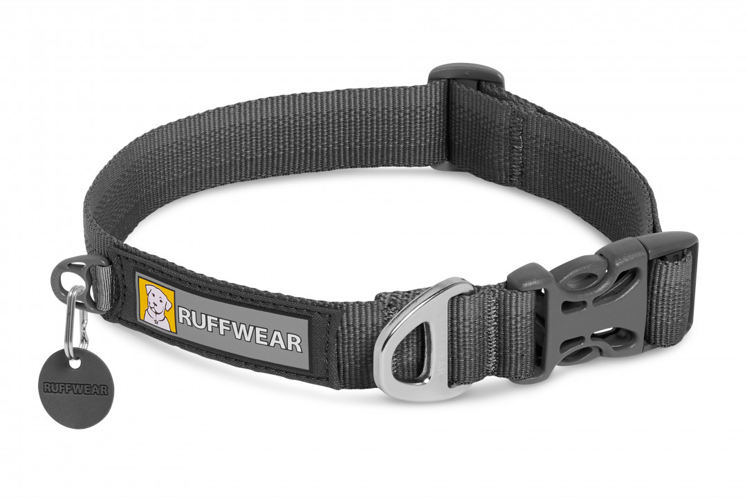 Ruffwear halsband Front Range twilight gray