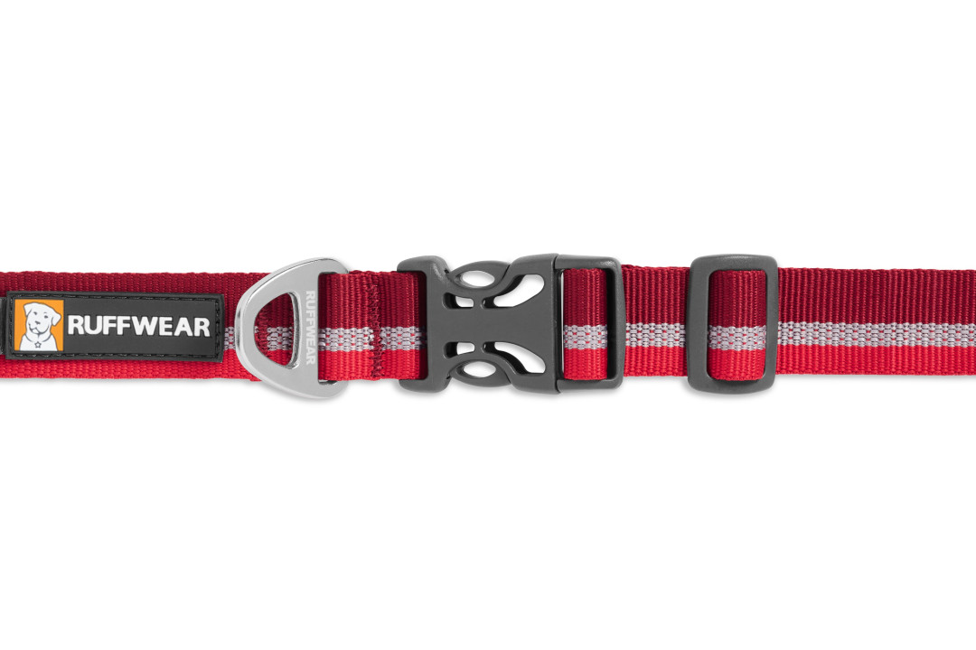 Ruffwear halsband Crag cindercone red