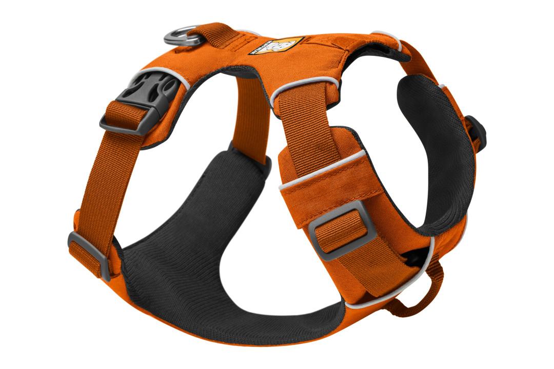 Ruffwear hondentuig Front Range campfire orange