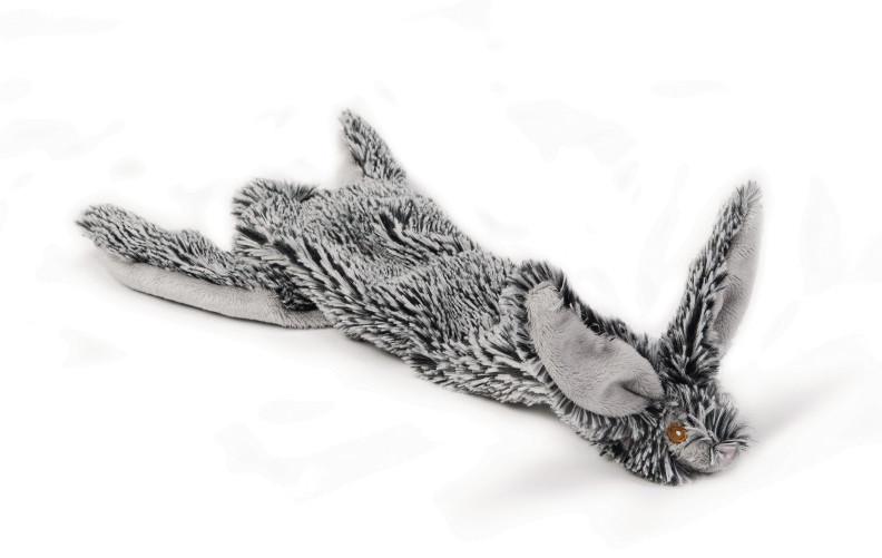 Beeztees Flatino konijn 30 zwart