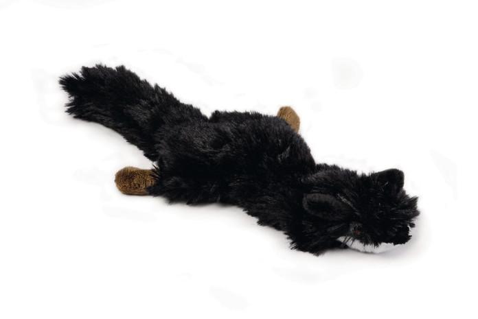 Beeztees Flatino vos <br>30 zwart