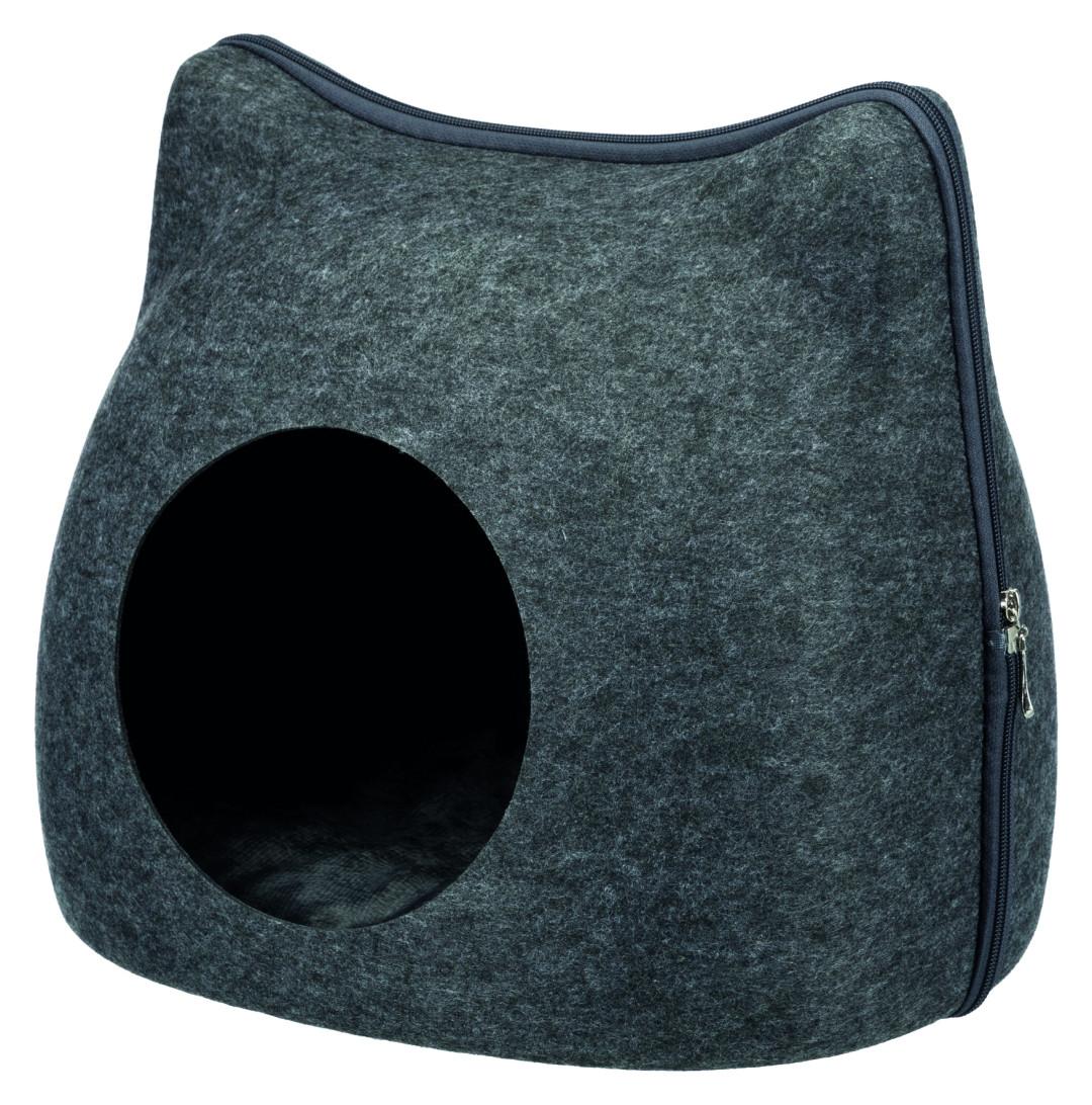 TRIXIE Relax-Iglo Cat antraciet