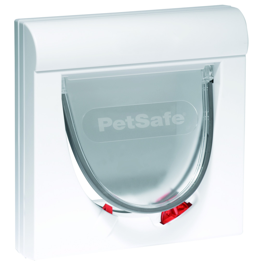 PetSafe Staywell kattenluik Classic Manual 4-Way excl tunnel