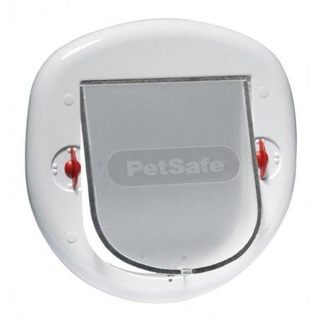 PetSafe Staywell huisdierluik Big Cat/Small Dogs white
