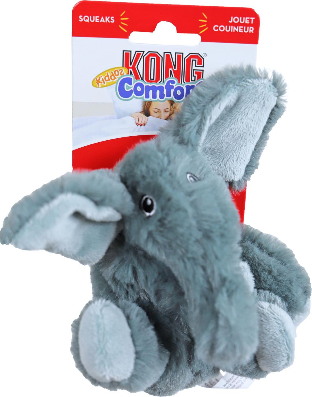 Kong Comfort Kiddos olifant