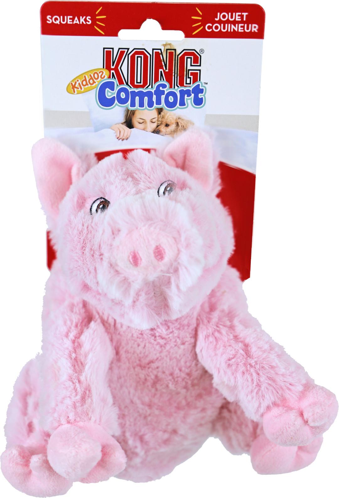 Kong Comfort Kiddos varken S
