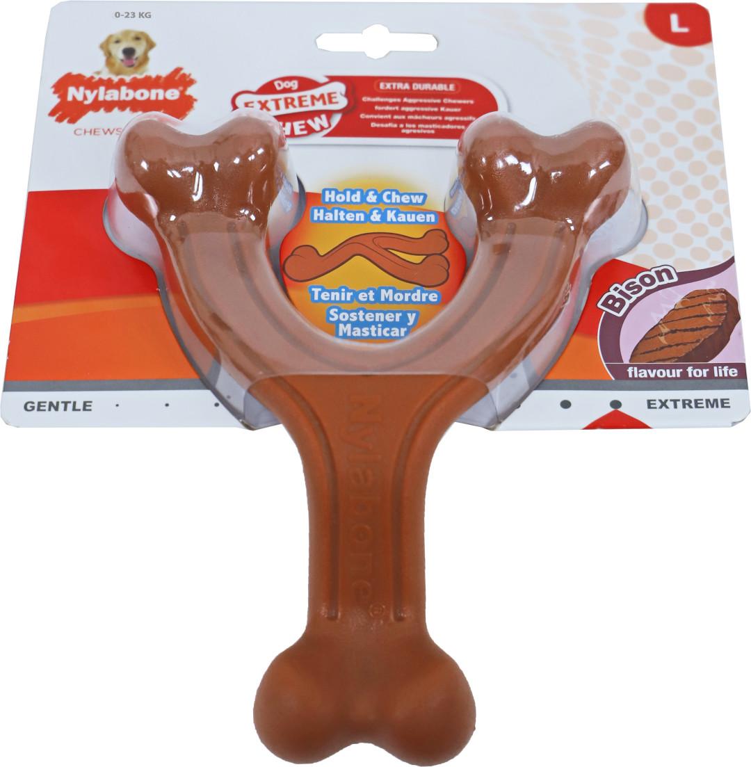 Nylabone Extreme Chew Wishbone L