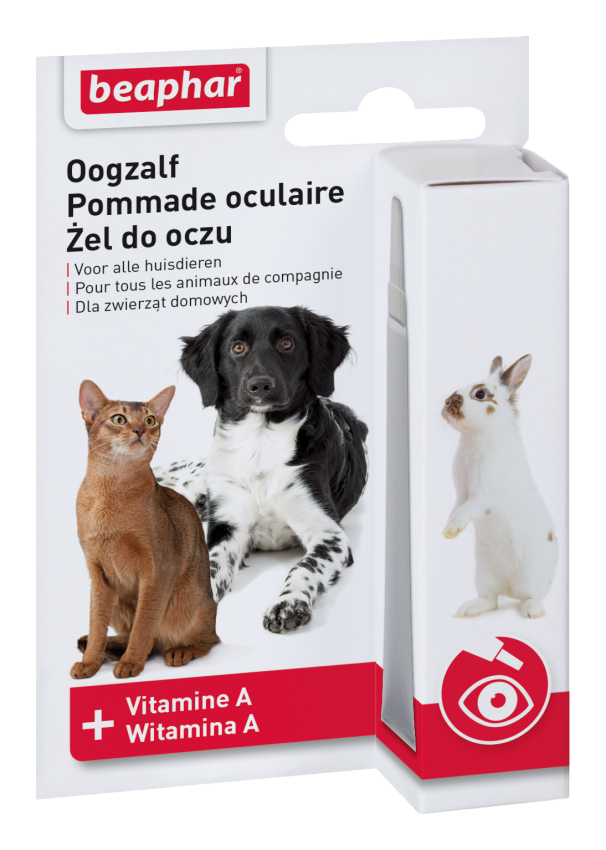 Beaphar Oogzalf Hond/Kat/Knager 5 ml