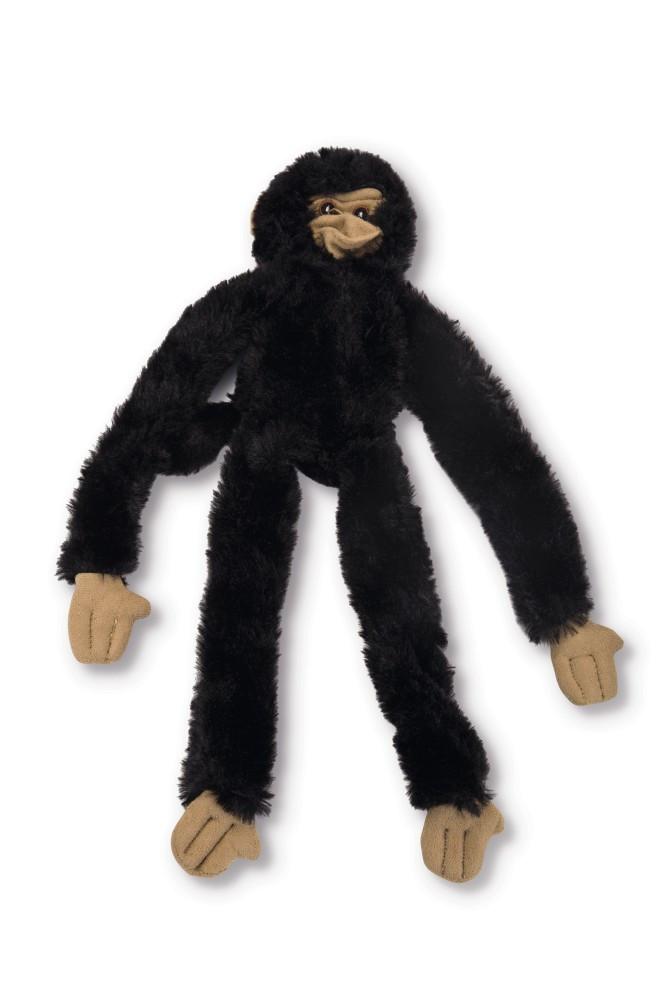 Beeztees Flatino aap 30 zwart