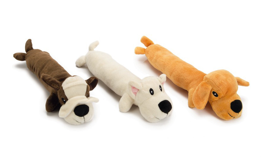 Beeztees hondenspeelgoed Stretchos assorti