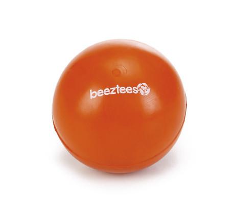 Beeztees speelbal massief oranje