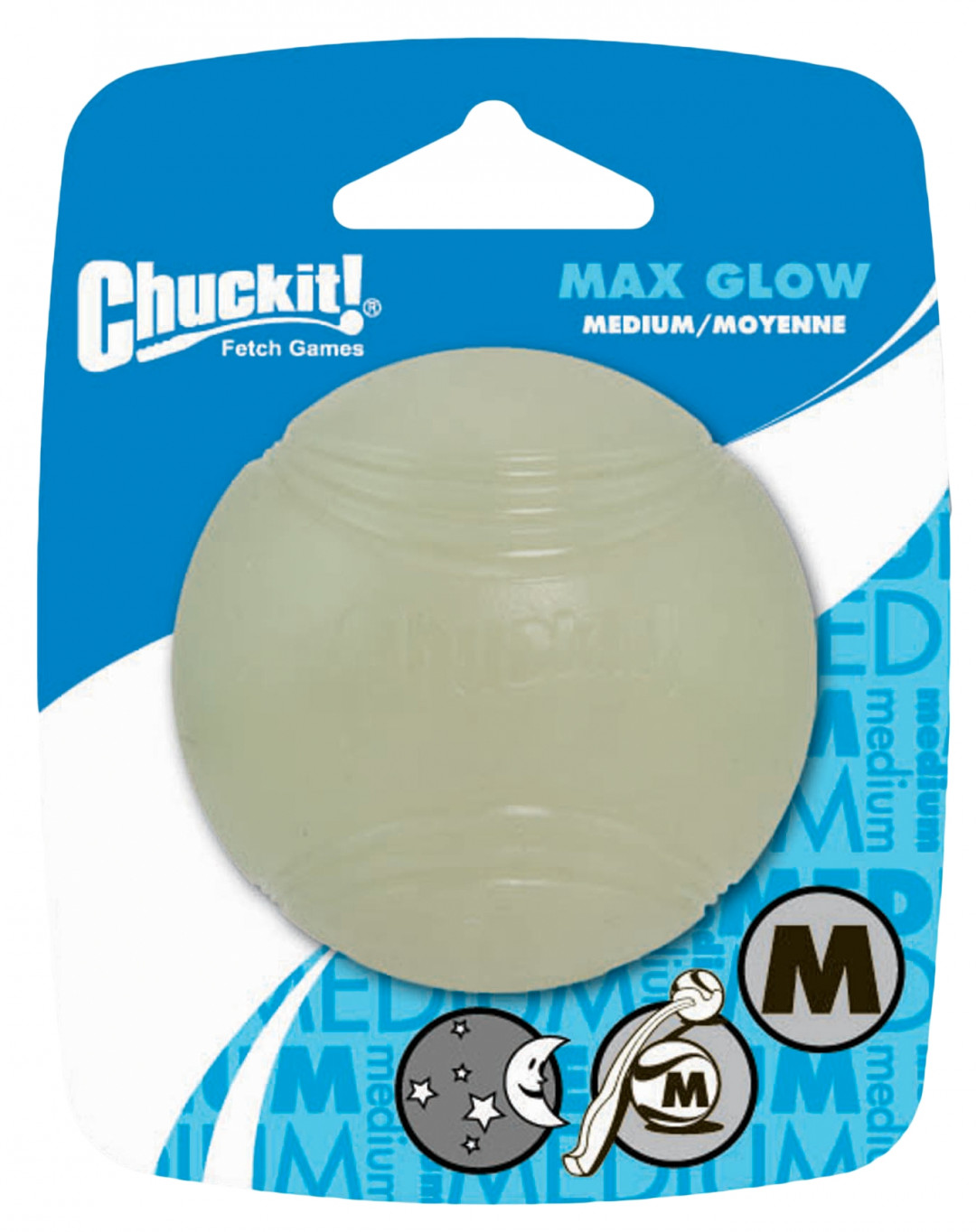 Chuckit! Max Glow
