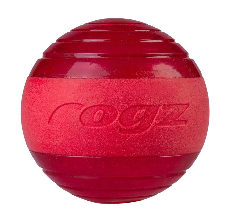 Rogz Squeekz Medium Red