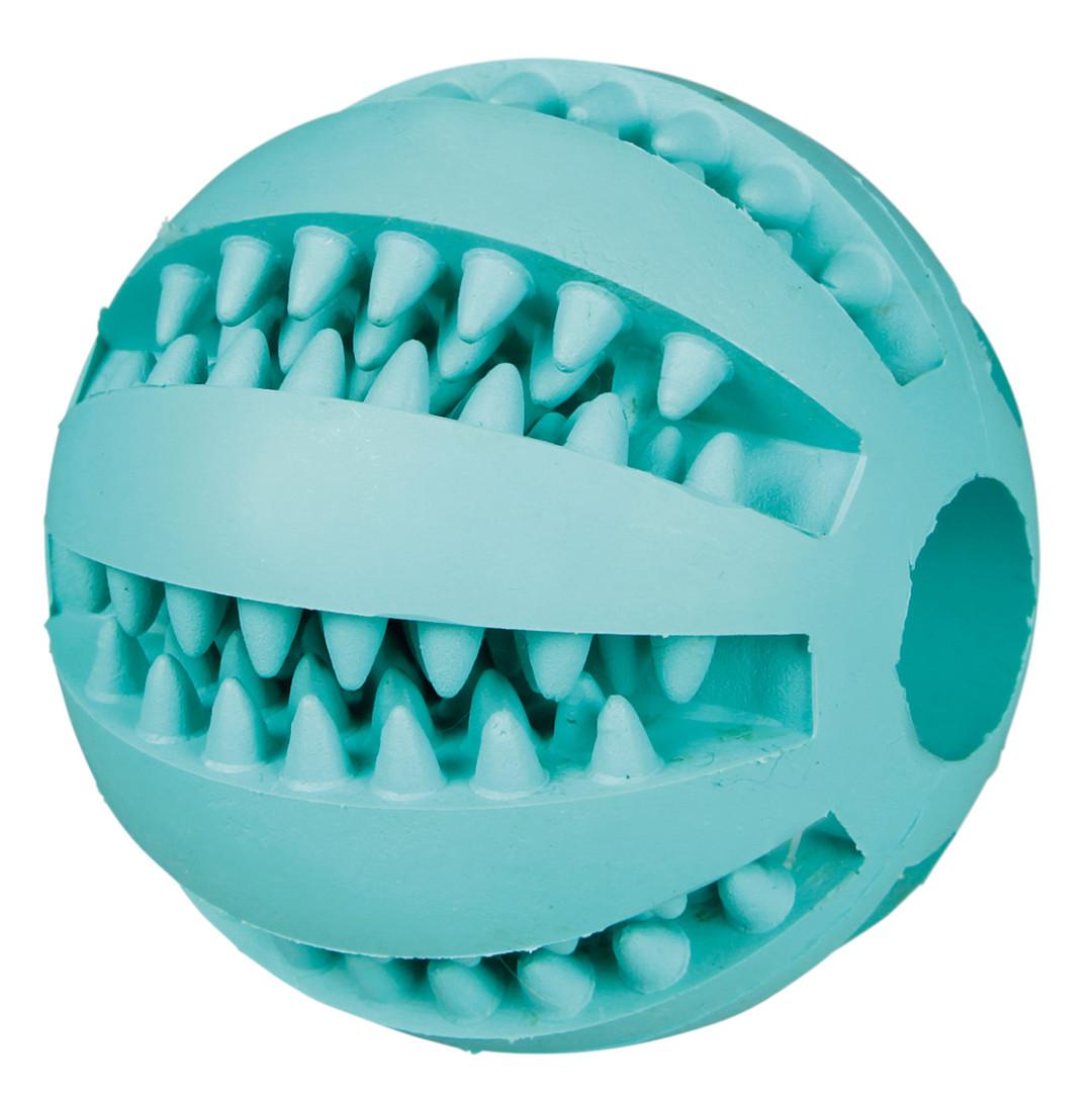 TRIXIE Denta Fun Ball 6 cm aqua