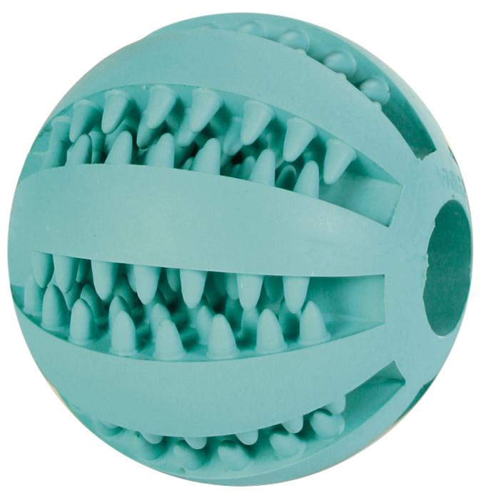 TRIXIE Denta Fun Bal 5 cm aqua