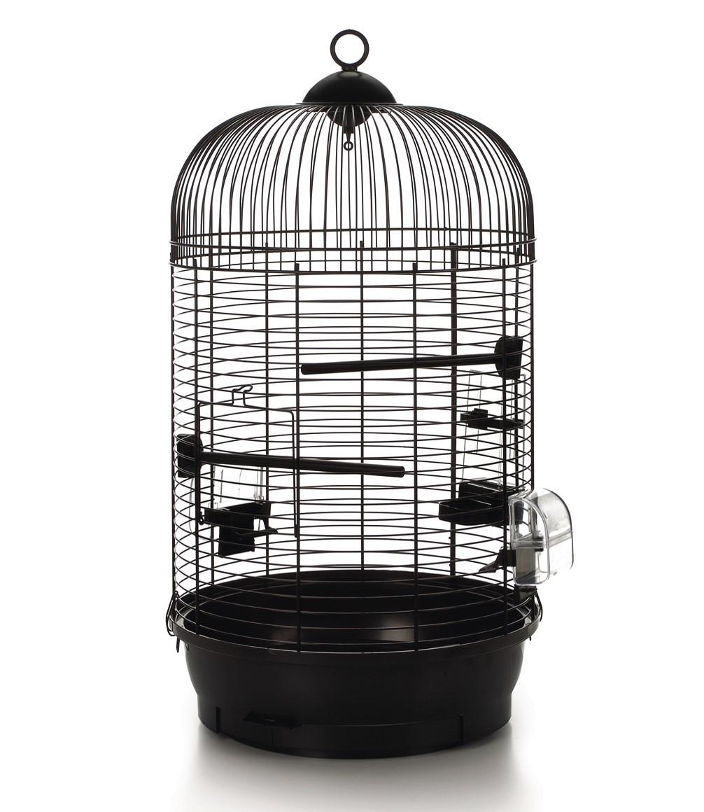 Beeztees vogelkooi Julia 3 zwart
