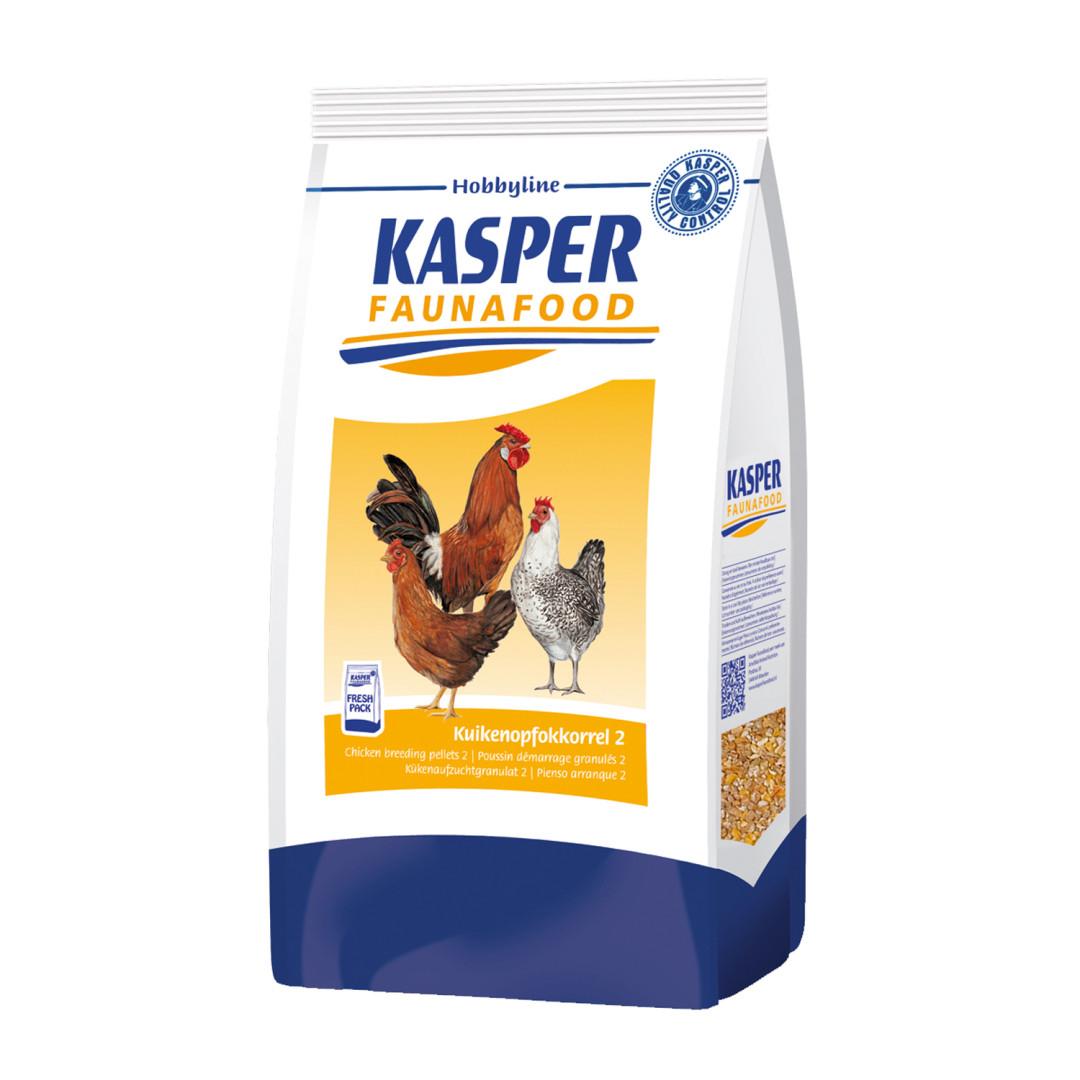 Kasper Faunafood Kuikenopfokkorrel 2 <br>4 kg