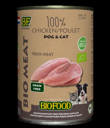 Biofood Bio 100% Kip 400 gr