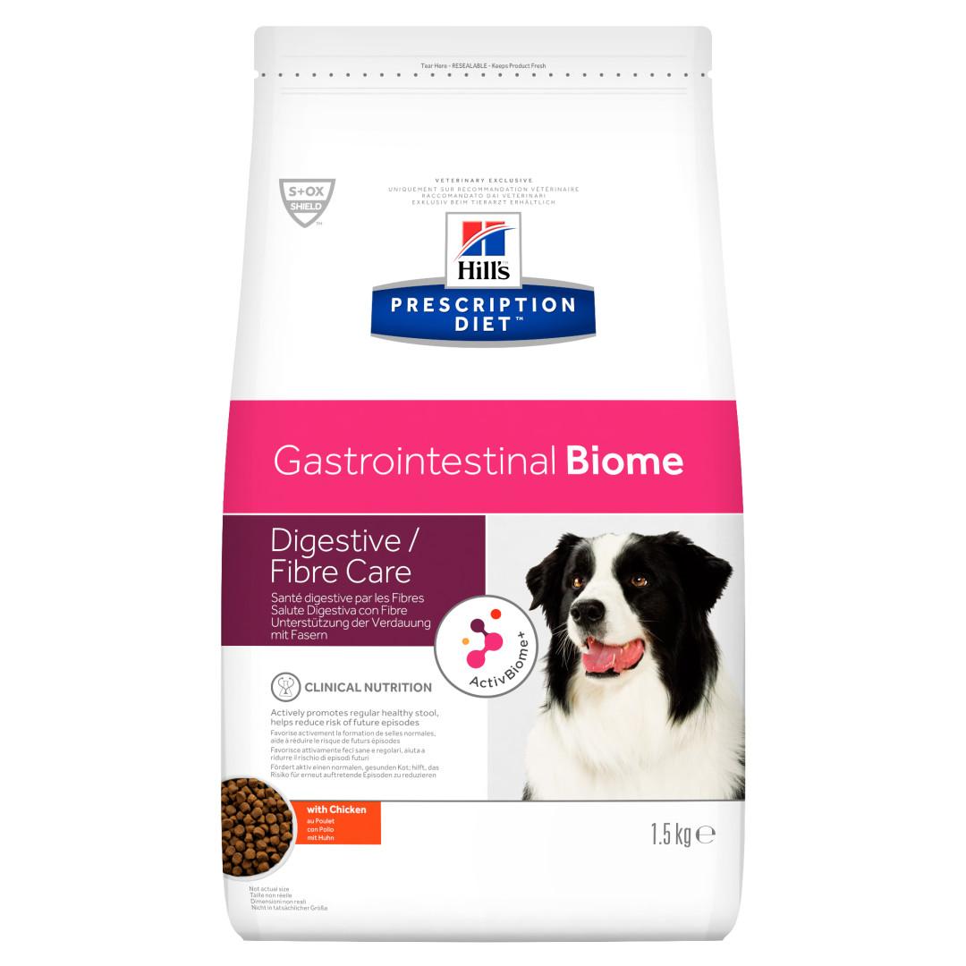 Hill's Prescription Diet hondenvoer Gastro-intestinal Biome 1,5 kg