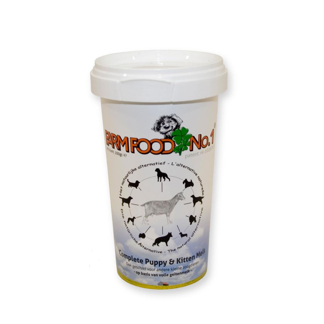 Farm Food No.1 Kitten- en Puppymelk 100 gr