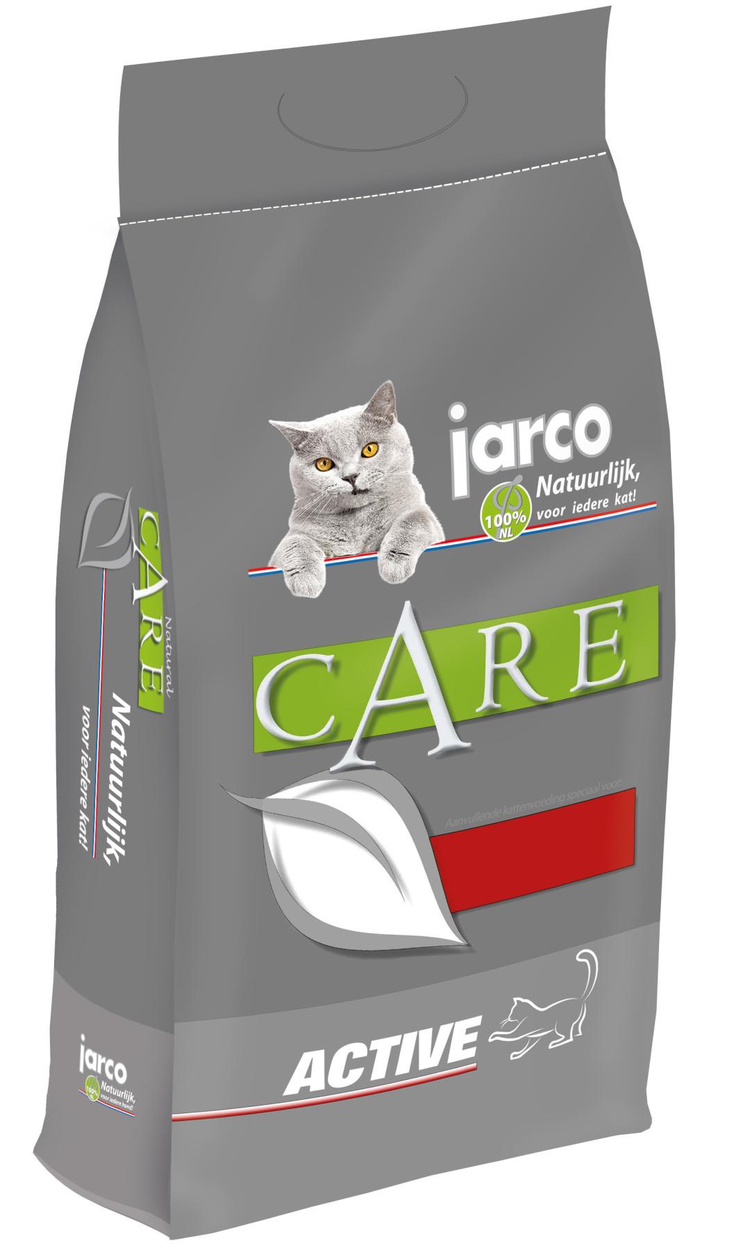 Jarco kattenvoer Natural Active Eend <br>6 kg