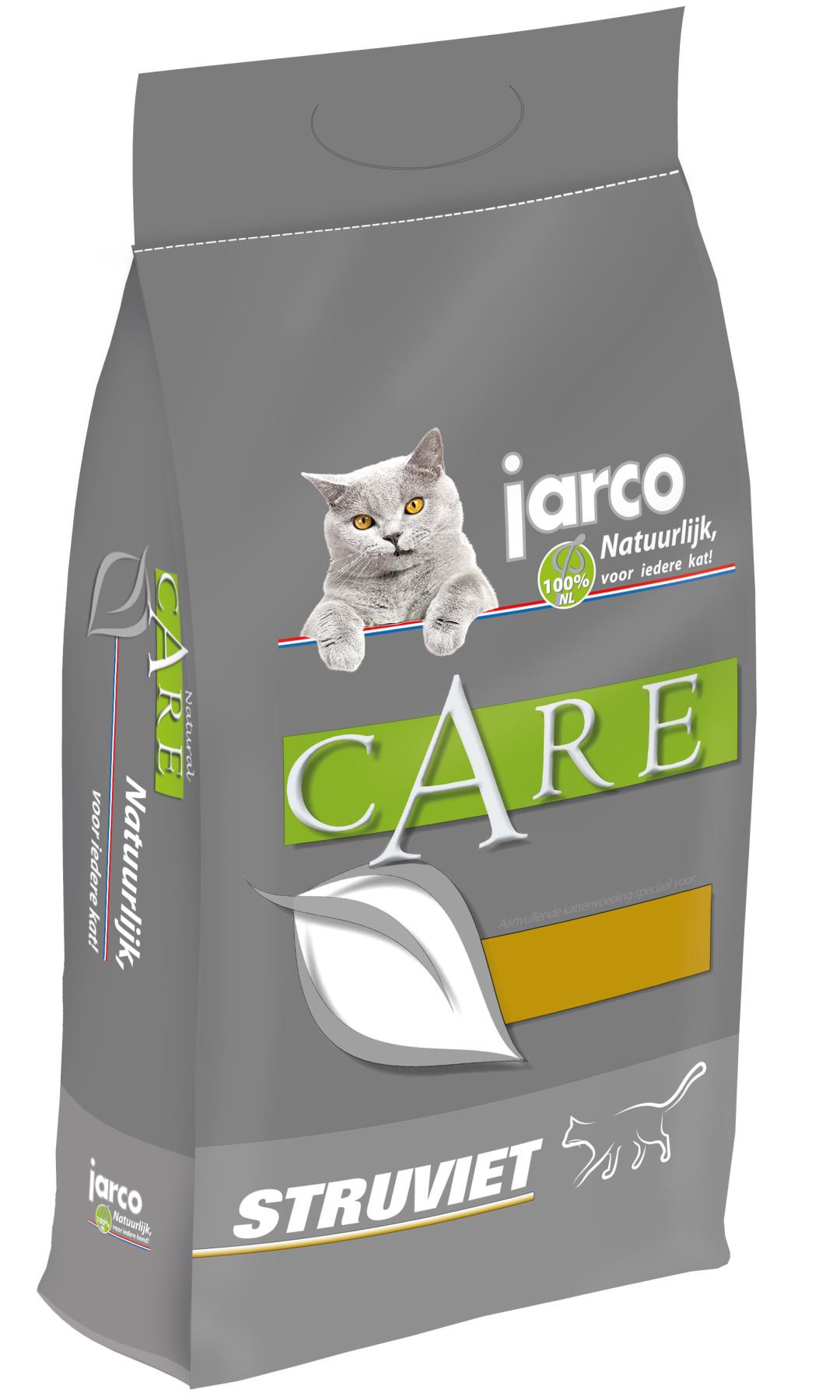 Jarco kattenvoer Natural Anti-Struviet Gevogelte 6 kg
