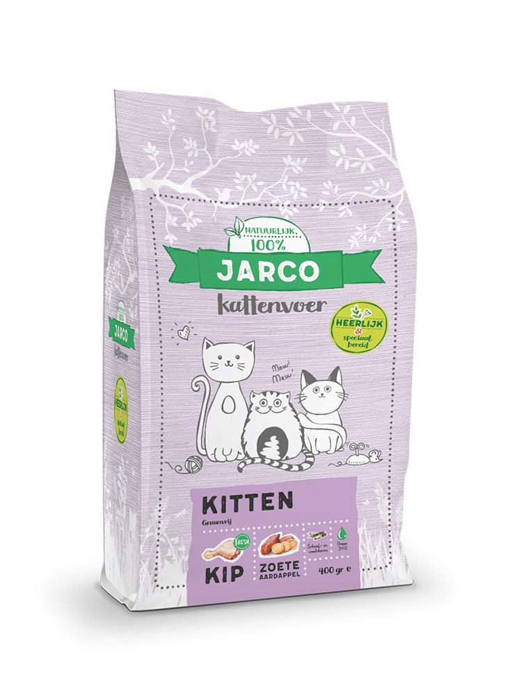 Jarco kattenvoer Premium Vers Kitten <br>2 kg