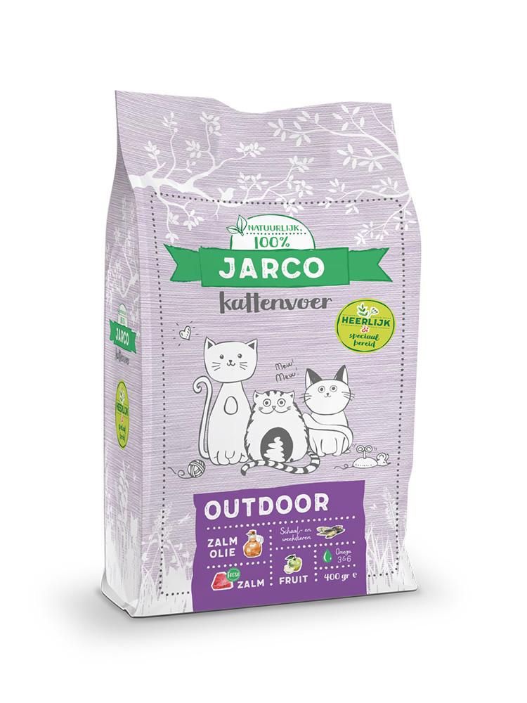 Jarco kattenvoer Premium Vers Outdoor 2 kg