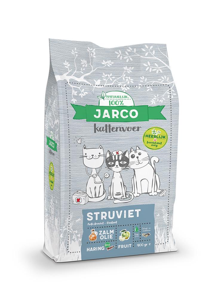 Jarco kattenvoer Premium Vers Struviet 2 kg