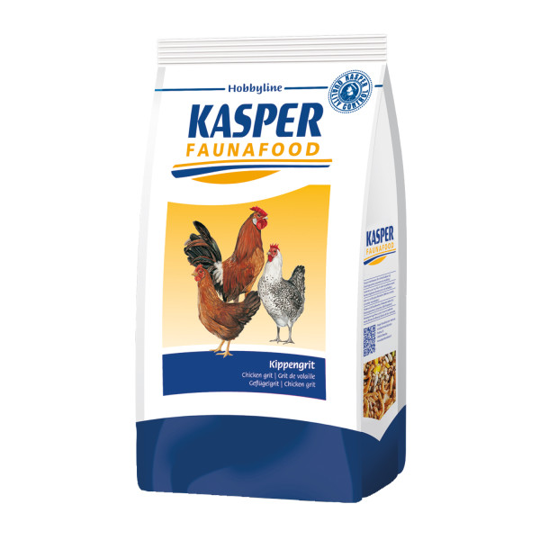 Kasper Faunafood Kippengrit 3 kg