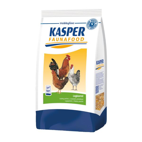 Kasper Faunafood Legkorrel 4 kg