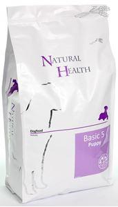 Natural Health hondenvoer Basic 5 Puppy 2,5 kg