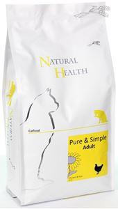 Natural Health kattenvoer Pure & Simple Adult 2 kg
