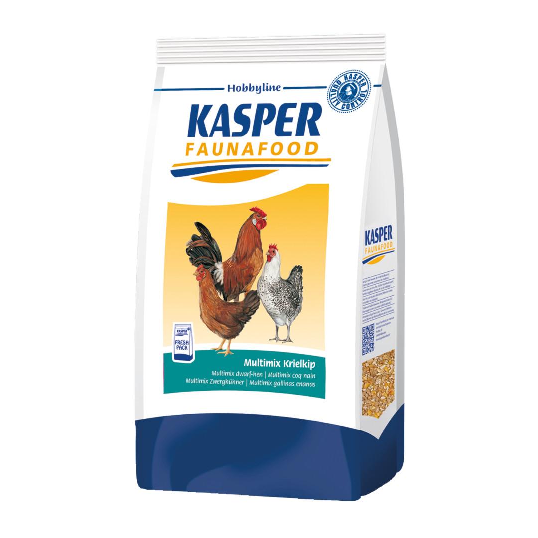 Kasper Faunafood Multimix Krielkip 4 kg