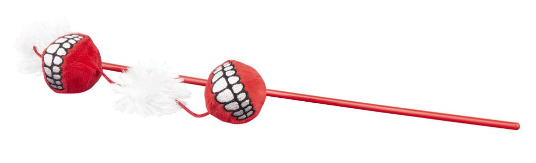 Rogz Catnip Ball <br>Magic Stick red