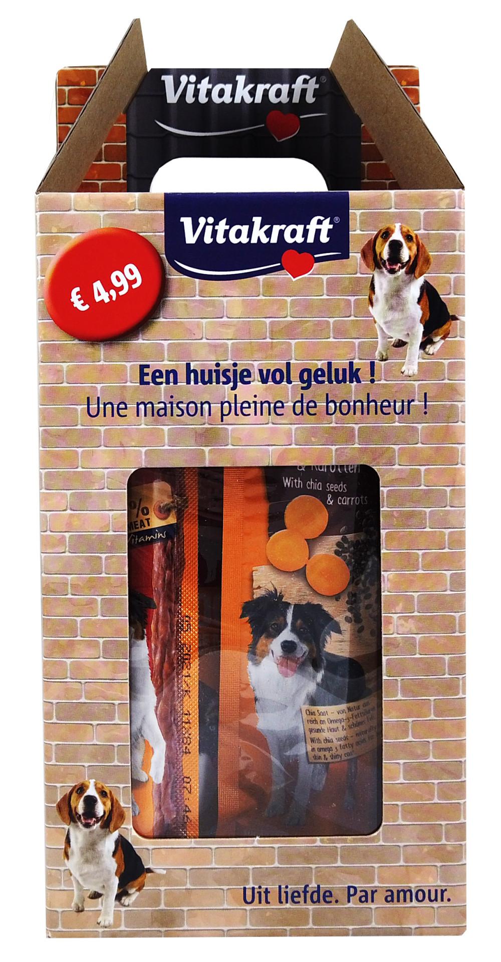 Vitakraft dierendagpakket hond
