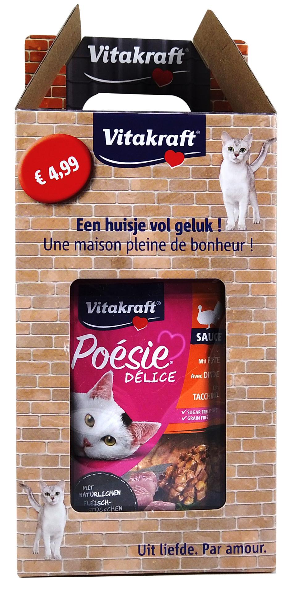 Vitakraft dierendagpakket kat
