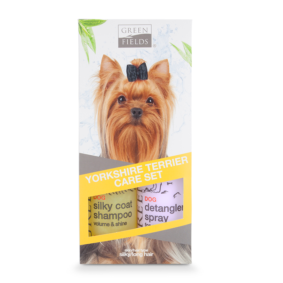 Greenfields Yorkshire Terrier Care Set <br>2 x 250 ml