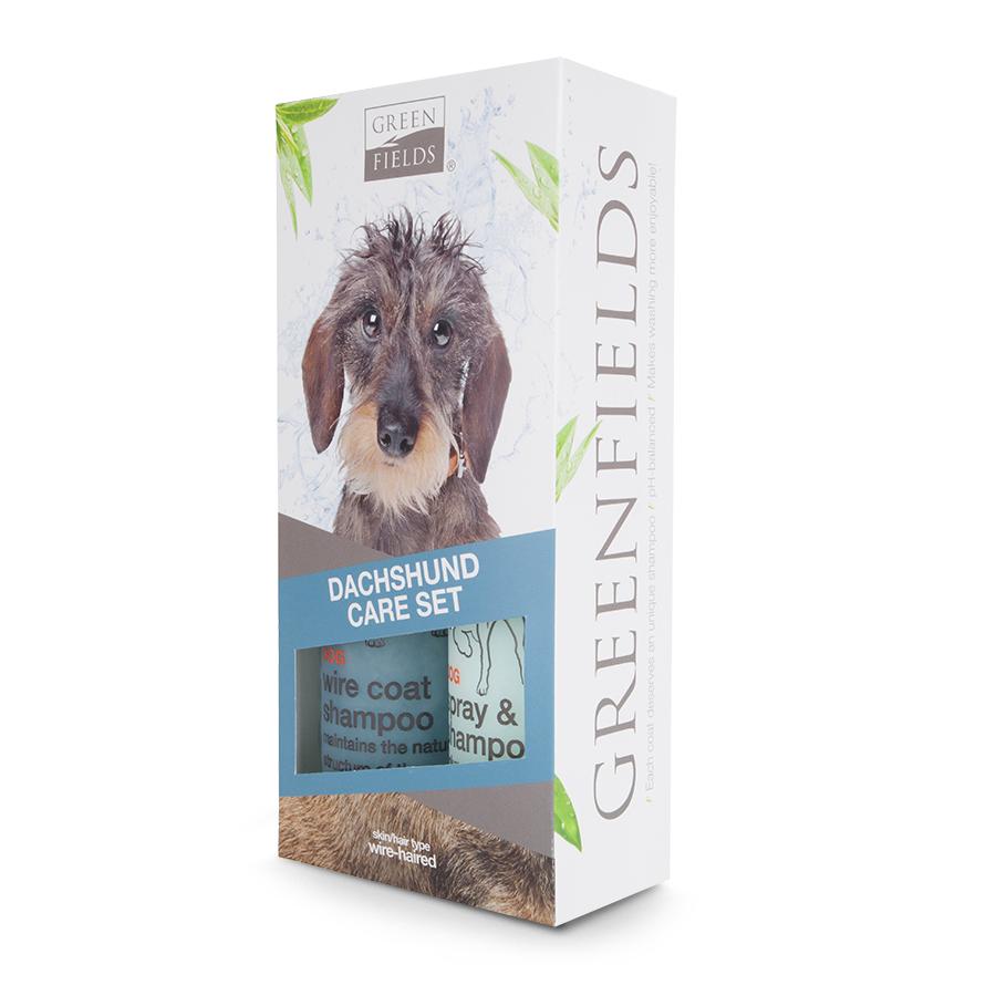 Greenfields Dachshund Care Set 2 x 250 ml