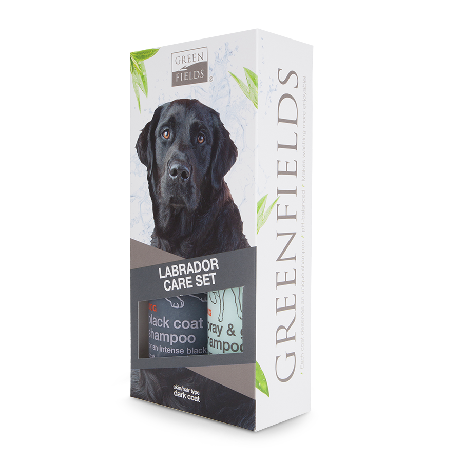 Greenfields Labrador Care Set 2 x 250 ml
